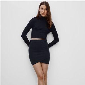 Talula Primrose Wrap Front Skirt